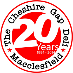 Cheshire Gap Deli - Feeding Macclesfield since 1994!